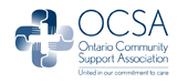 Ontario Community Support Association logo